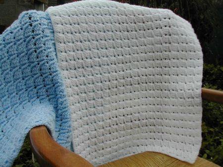 couverture blanche pt bombay