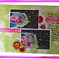 2012 06 scrapbooking - Chloé 2009 2010 - page 33