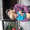 Après-midi familial chez la soeur de Kevan - Whangarei