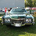 Cadillac eldorado coupé hardtop 1971