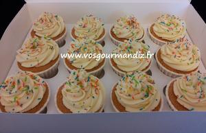 Cupcakes vanille
