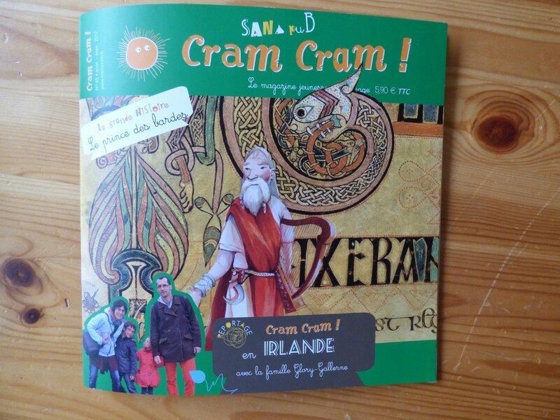 Cram Cram Irlande (1)