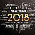 Nouvelle année et nouvelle page