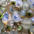 yeux de grenouilles