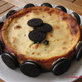 Oreo's cheesecake
