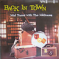 Mel Torme with The Meltones - 1960 - Back in Town (His Master Voice)