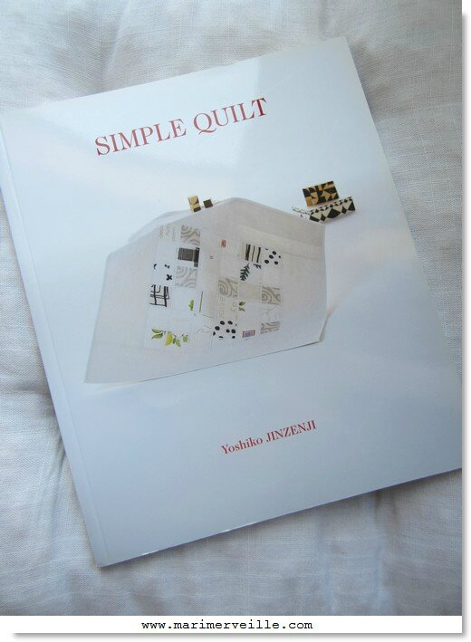 Simple quilt - marimerveille