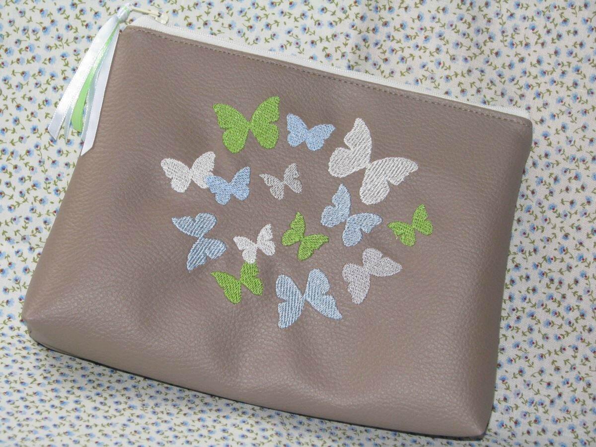 Trousse envol de papillons