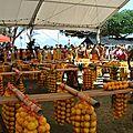 Les porteurs d'oranges