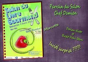 salon livre gourmand 2013