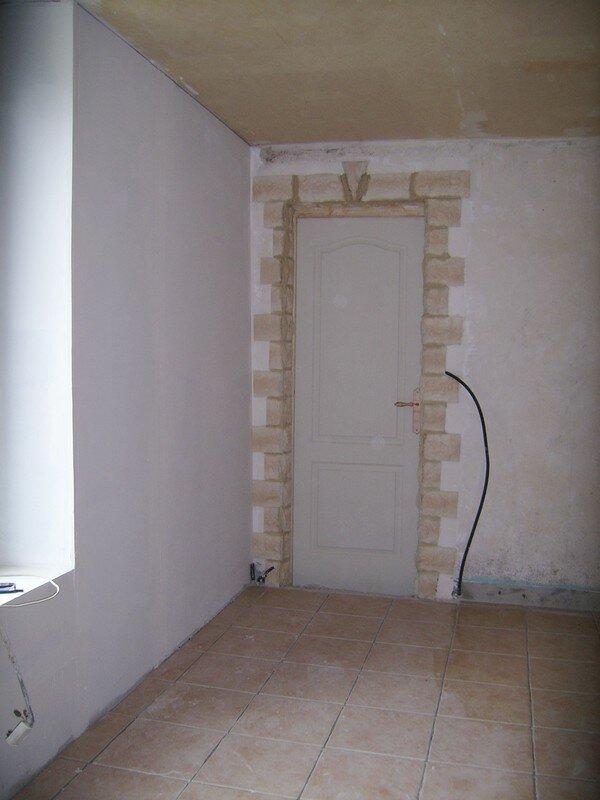Carrelage chambre douche de chambre avec carrelage for Carrelage peint main