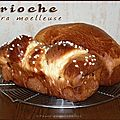 Brioche extra-moelleuse (machine à pain ou thermomix)