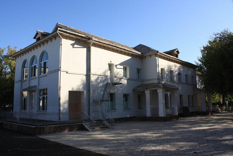 L'école française de Tachkent