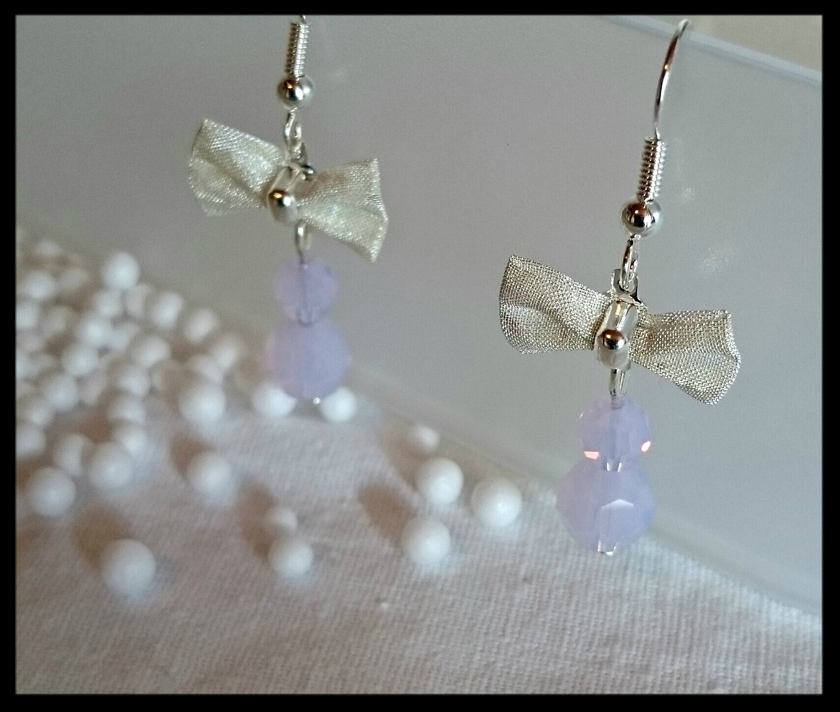 Boucles petits noeuds