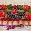 2 gâteaux pour 2 anniversaires ...