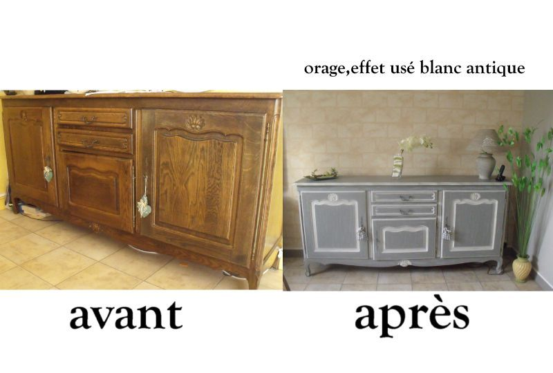 comment peindre un meuble vernis sans decaper. Black Bedroom Furniture Sets. Home Design Ideas