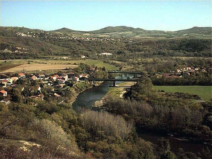 vallée de l'Allier à Longues