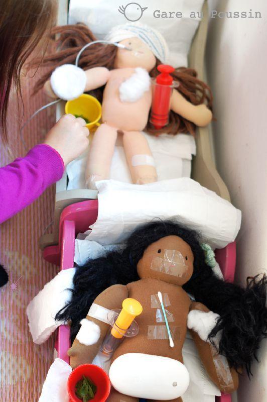Hôpital des poupées