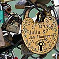 Cadenas (coeur) Pont des Arts_4893