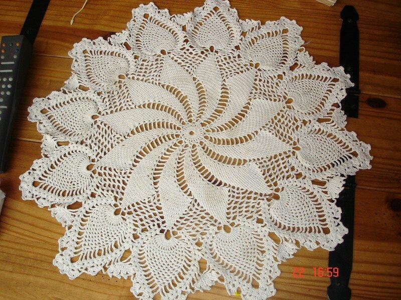 travaux manuels 041 photo de tricot crochet les cr ations de chantal. Black Bedroom Furniture Sets. Home Design Ideas