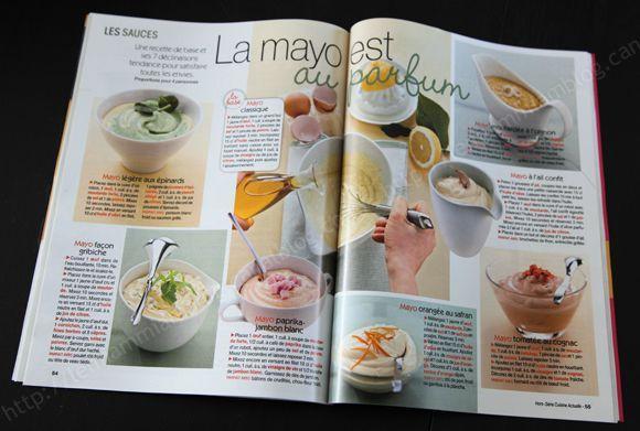 magazine mayo