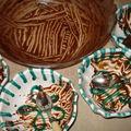 Mousse au chocolat (aux truffes)