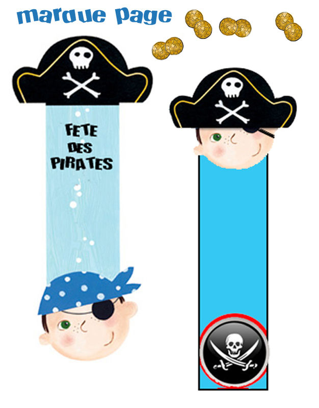 "theme ""les pirates"" - 1 et 2 et 3 doudous * patrons* patterns"