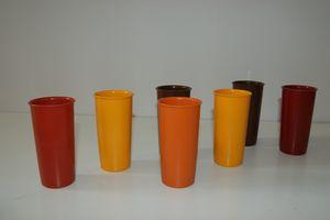 tupperware goblets 70