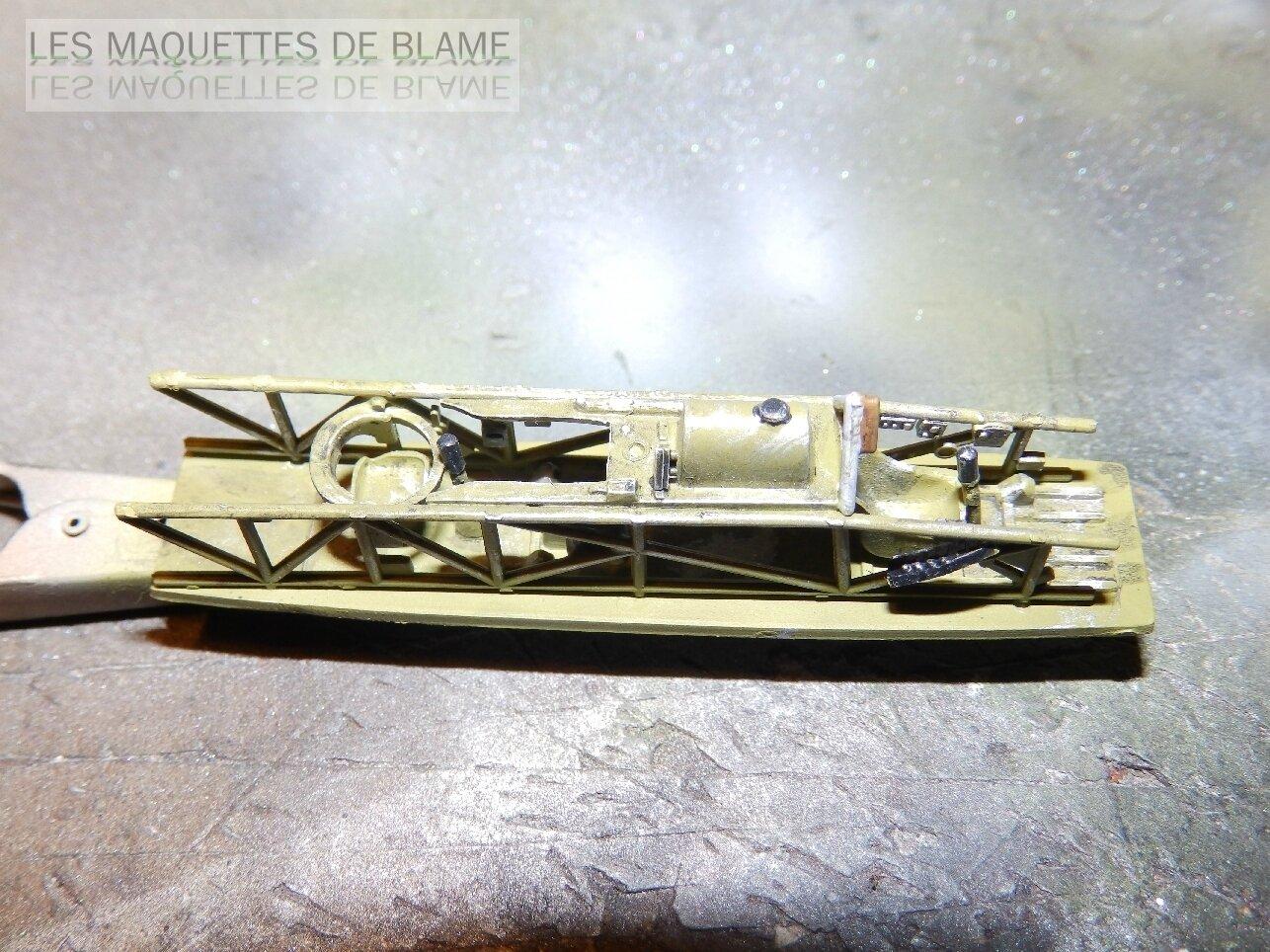 VOUGHT V-156F VINDICATOR 6em ESCADRILLE AB1 PORTE AVION BEARN MAI 1940 POSTE DE PILOTAGE!!