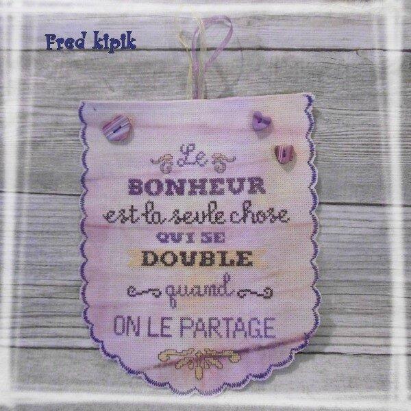 1 Bonheur