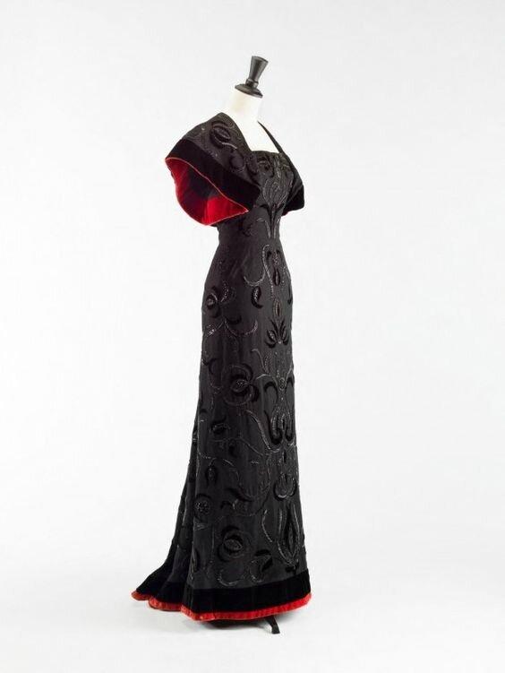 Balenciaga, Boléro et robe fourreau 1947-1948