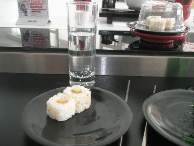 Test du sushimura 2 0 rouen petits bouts de vie - Restaurant japonais tapis roulant paris ...