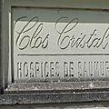 Visite au clos cristal à saumur champigny