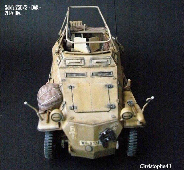 Sdkfz 250/3 DAK - PICT3289