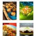 B - Les photos de mes recettes