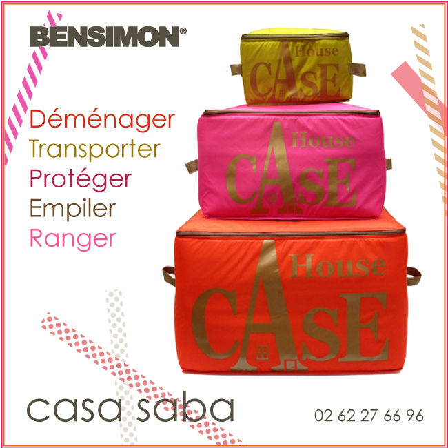 rangez tout les house case de bensimon sont arriv s casa saba le blog. Black Bedroom Furniture Sets. Home Design Ideas