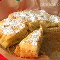 Gâteau au yaourt et aux