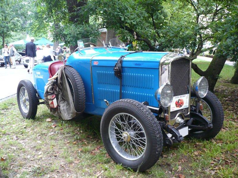 SALMSON S4 roadster sport 1930 Baden Baden (1)
