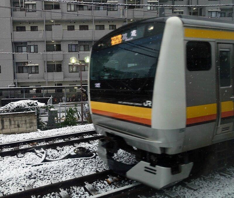 E233 Nambu