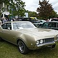 OLDSMOBILE Cutlass Supreme 2door coupé 1969 Madine (1)