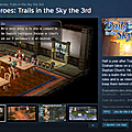 Sortie de trails in the sky the 3rd