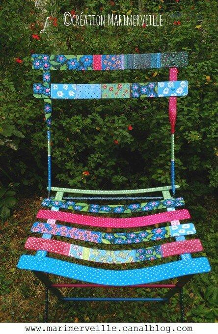chaise fermob marimerveille esprit vintage N°3