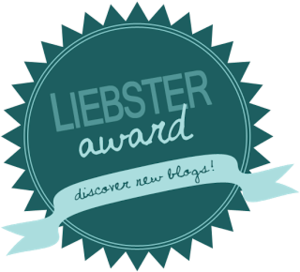 liebster award 2