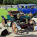 Oldsmobile type curved dash cabriolet de 1902 (9ème Classic Gala de Schwetzingen 2011) 01