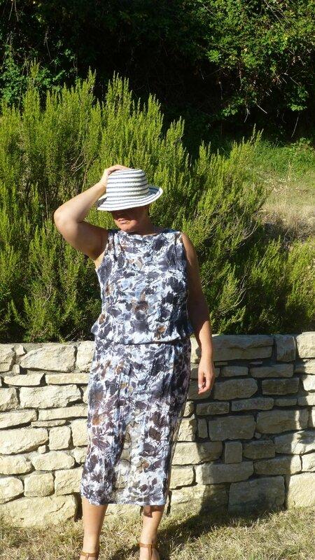 robe burda 2