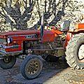 tracteur Zetor 4511