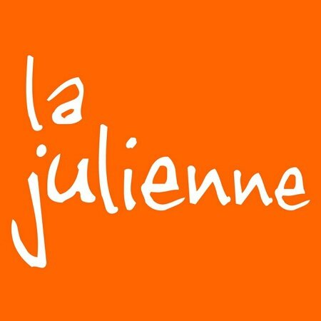 carré orange La julienne 450