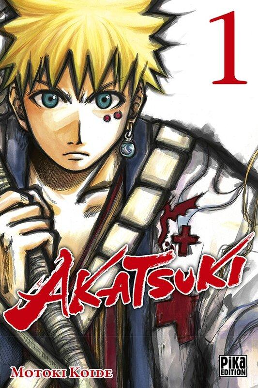 Akatsuki, tome 01, Motoki Koide Pika shônen