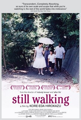 Still Walking film POSTER