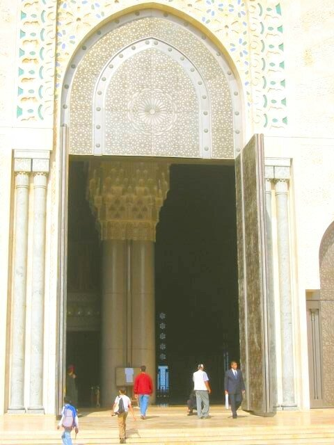 Mosquee Casablanca